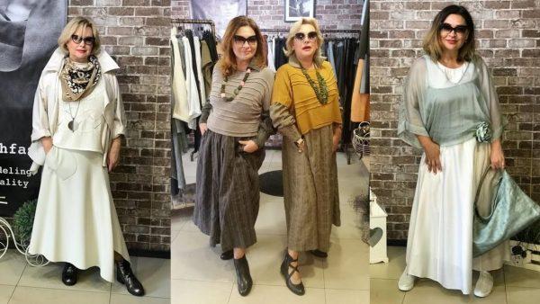 Boho style for women 50