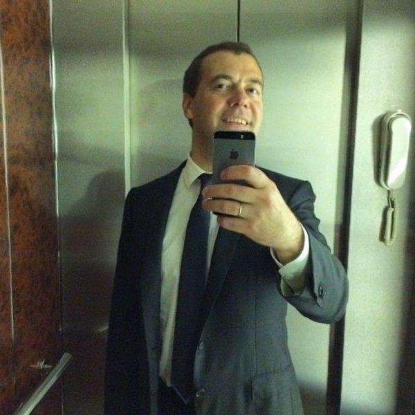 Дмитрий Медведев. ФОто TJ