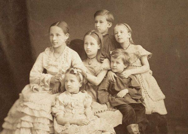 Внуки Александра Пушкина