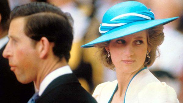 принцесса Диана, принц Чарльз