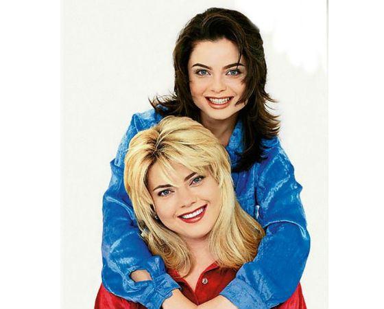 Наташа и Руся. Фото strana