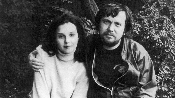 Сергей Соловьёв и Татьяна Друбич.