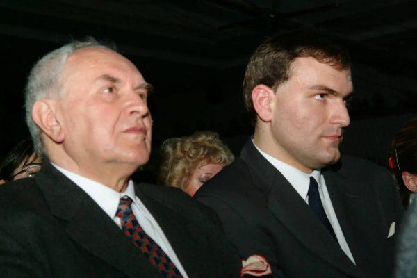 Отец и сын Тухольские