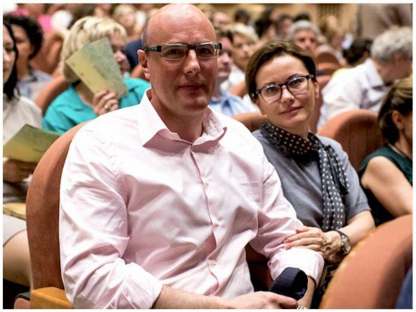 Дмитрий и Татьяна Чернышенко. Фото РИА ру