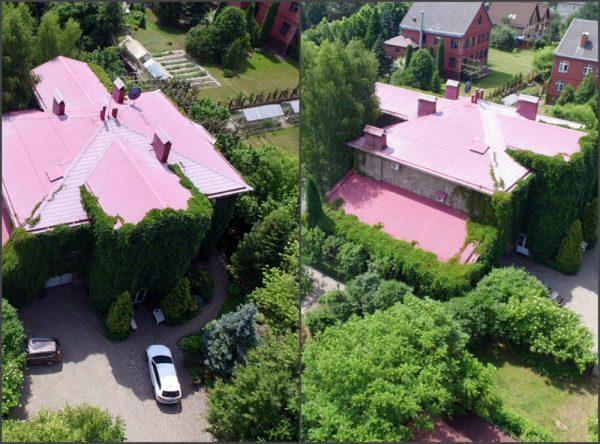 Дом Елены Прокловой в Подмосковье
