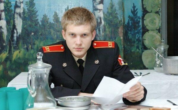 Борис Корчевников молодой