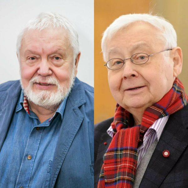Олег Табаков и Сергей Соловьёв