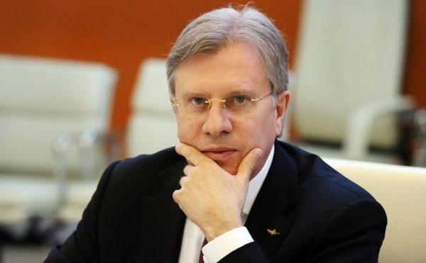 Виталий Савельев. Фото РИА