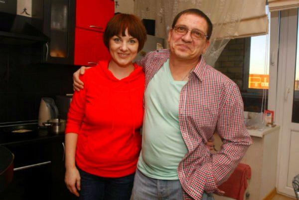 Кристина Рубан и Игорь Арташонов