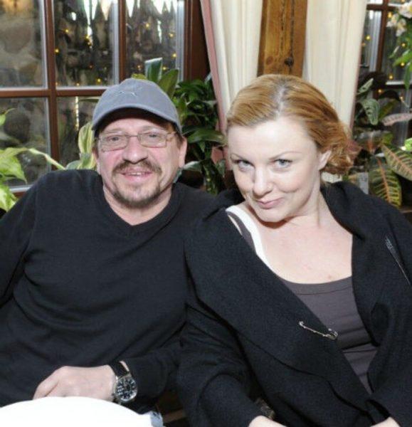 Игорь Арташонов с супругой Кристиной