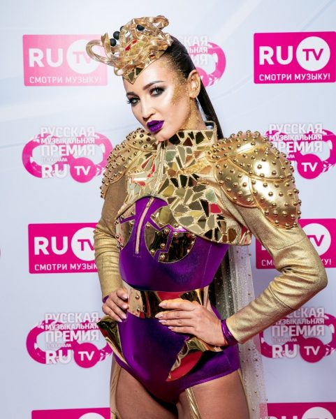 Ольга Бузова, фото:instagram.com/ru_tv/