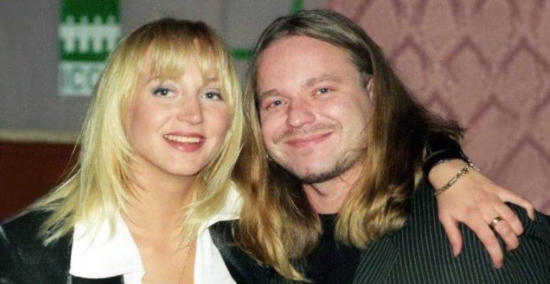 Кристина Орбакайте и Владимир Пресняков в молодости