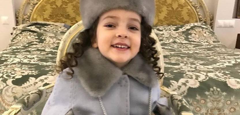 Алла-Виктория Киркорова. Фото Инстаграм