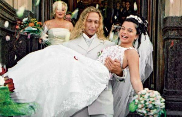 Свадьба Наташи Королёвой и Сергея Глушко. Фото factik