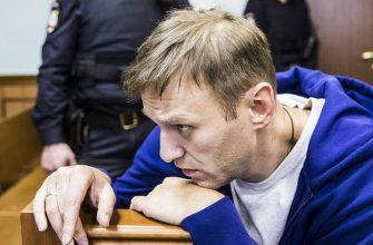 Алексей Навальный в СИЗО. Фото openmedia.io