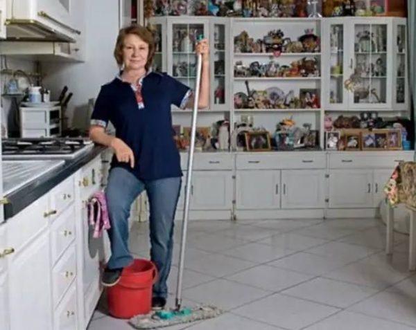 Люся на кухне Киркорова