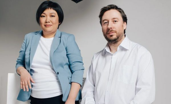 Татьяна Бакальчук с мужем