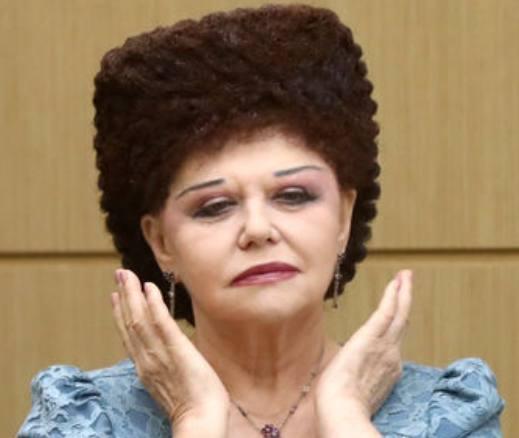 Валентина Петренко, 2018 год. Фото