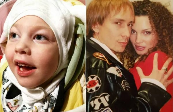 Денко и дочь. Фото cosmo.ru