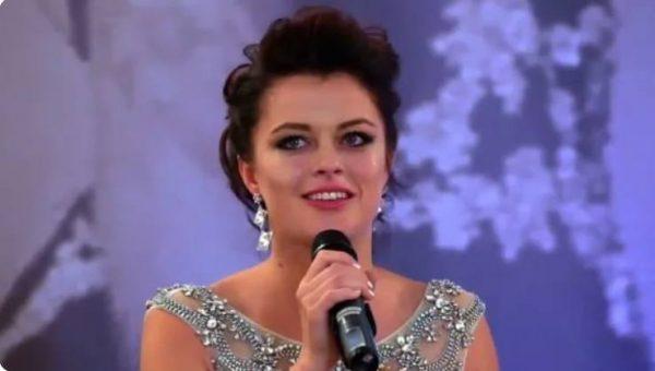Татьяна Бурая в финале шоу