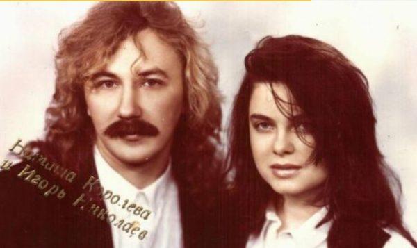 Свадебное фото Наташи Королёвой и Игоря Николаева. Фото uznayvse