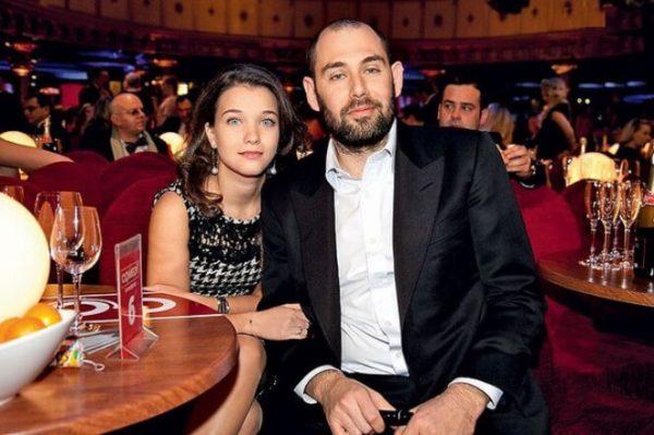 Семен и Карина поженились в 2012-ом году