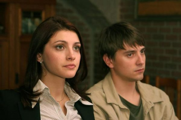 Анастасия Макеева и Пётр Кислов