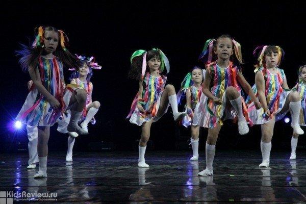 Детская группа балета Тодес. Фото kidsreview