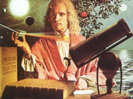 Исаак Ньютон. Фото Конец света. Фото edu.glogster