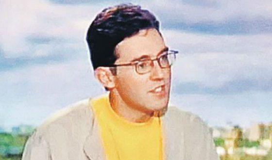 Андрей Малахов в США. Фото showbiz