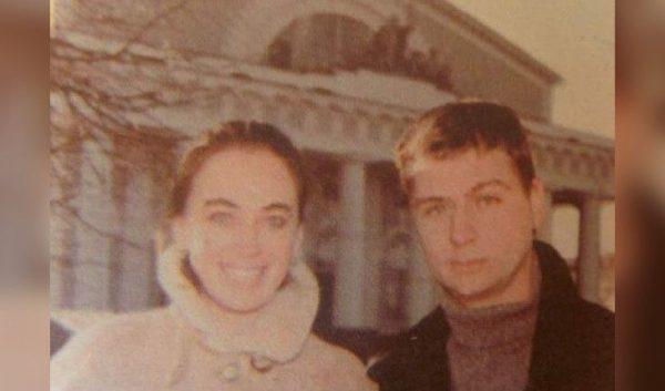 Лариса Гузеева и ее первый муж Илья Древнов. Фото uznayvse
