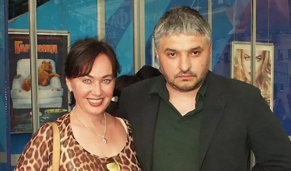 Лариса Гузеева и Игорь Бухаров. Фото uznayvse