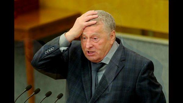Владимир Жириновский. Фото youtube