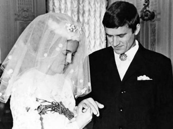 Свадьба Валентины и Владимира Матвиенко