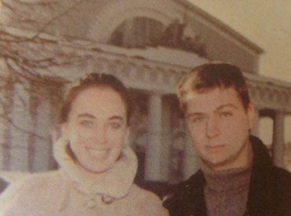 Гузеева с первым мужем