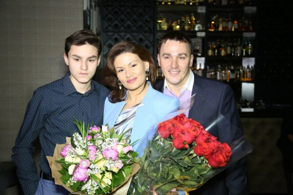 Семейное фото Кирилла Андреева