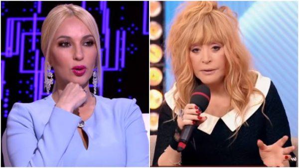 Пугачёва и Кудрявцева