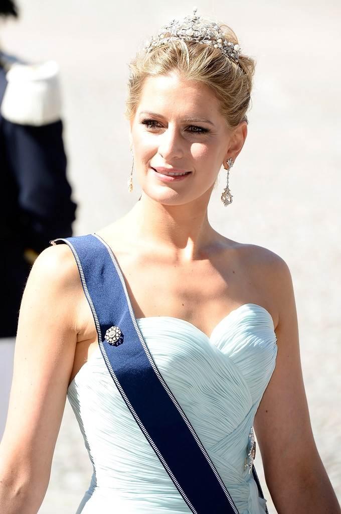 Принцесса Дании и Греции