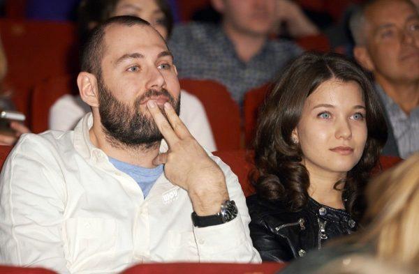 Семен Слепаков с бывшей женой