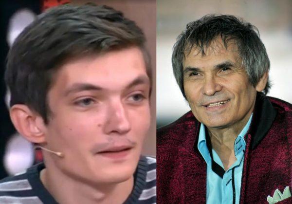 Денис Гатилов и Бари Алибасов