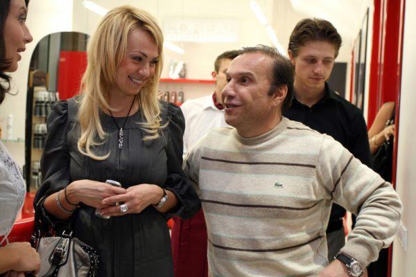 Рудковская и Батурин