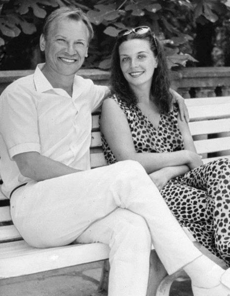 Шакуров с женой