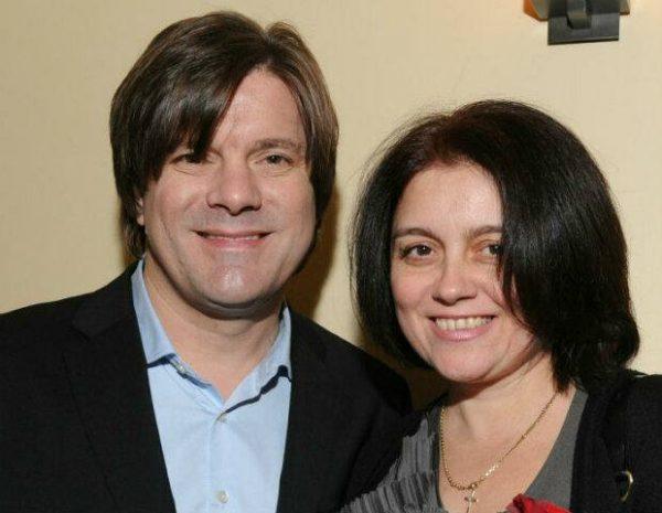 Николай Трубач с женой, фото:Яндекс.Дзен