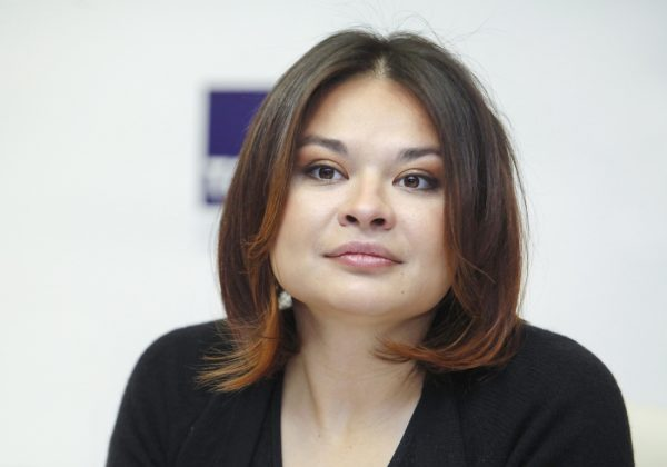 Ксения Шойгу, фото:woman.ru