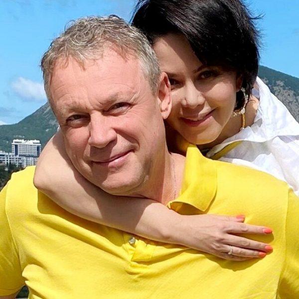 Виктория Ворожбит, Сергей Жигунов