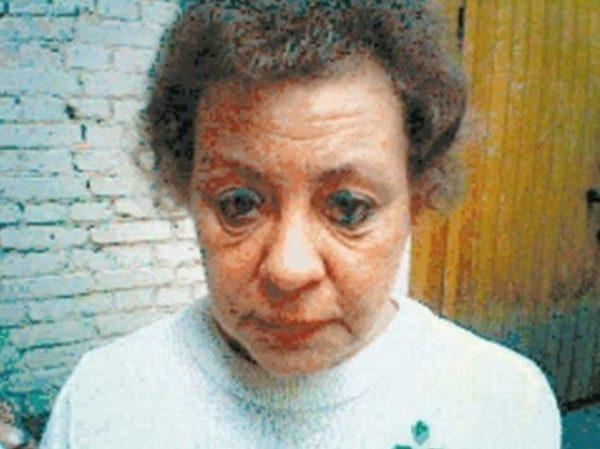 Ольга Юкина перед смертью. Фото prikolno