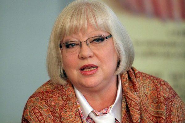 Светлана Крючкова,
