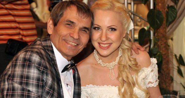 Бари Алибасов и Виктория Максимова. Фото