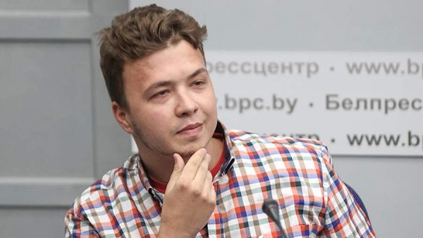 Роман Протасевич, фото