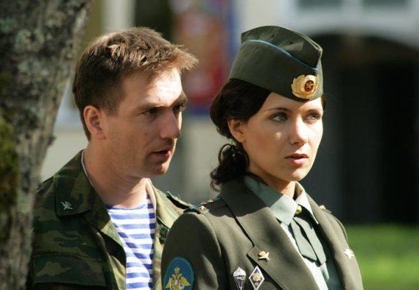 Красилов и Климова часто снимаются вместе. Фото ruskino.ru